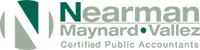 Logo for Nearman, Maynard, Vallez Auditing